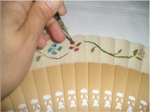 Free Fan Decoration Course, www easycoursesportal com